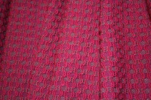 Ruusunen- huivi kangas
