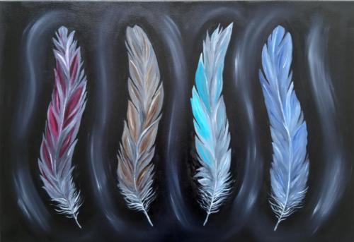 Four souls, one feeling